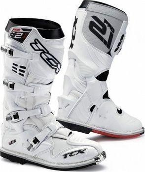 Motokrosové boty TCX Pro 2.1 bílá od 6 639 Kč • Zboží.cz b43e54d2be