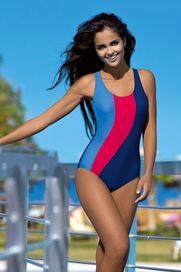 5bd19244ed8 Sportovní dámské plavky s velikostí XL • Zboží.cz