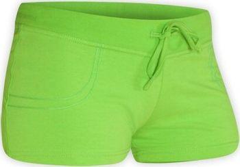 Dámské elastické šortky NORDBLANC NBSLP3154 ZELENÝ FENEK Velikost 44 ... 175e17803a