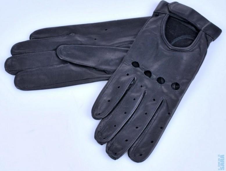 Dámské řidičské rukavice 1438 černé 500aa3a512