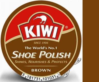 Kiwi Shoe Polish krém na boty Hnědý 50 ml od 26 Kč • Zboží.cz 3c0f44f7a3