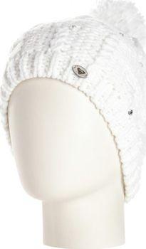 Roxy Zimní čepice Shooting Star Beanie Bright White ERJHA00062-WBB0 ... 5e4af6d19a