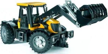Bruder BR3031 Traktor JCB Fastrac 3220 + čelní nakladač