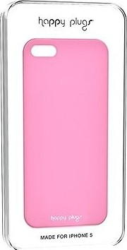 Happy Plugs Ultra Thin iPhone 5 5S Case Pink (8802) • Zboží.cz 0f37dc02c52