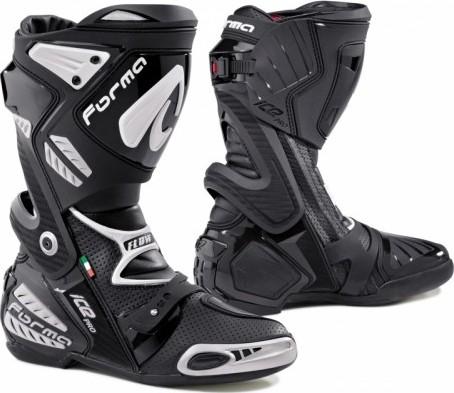 Moto boty Forma Ice Pro Flow černá od 6 150 Kč • Zboží.cz 823a1fb0d0