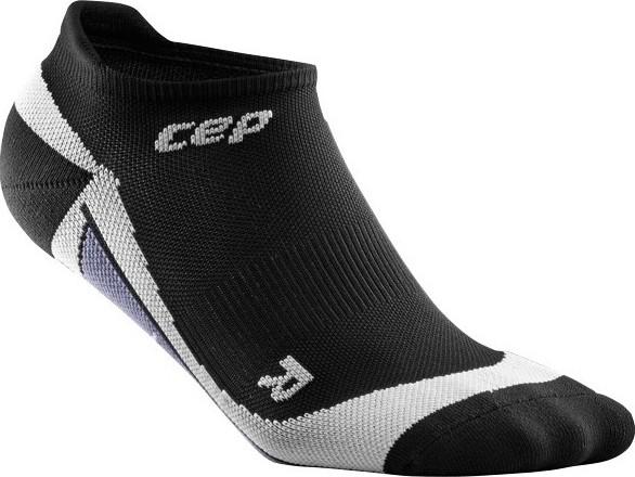 074c3c9e24e CEP dámské nízké ponožky - černá   šedá II od 320 Kč • Zboží.cz