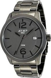 5f7d314cdde Šedé stříbrné hodinky Jet Set • Zboží.cz