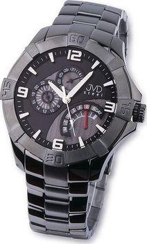 JVD steel JA620.5. Elegantní náramkové hodinky ... 4c5beaf4ccc