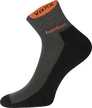 Tmavě šedé sportovní bambusové ponožky Brooke od 89 Kč • Zboží.cz 7c638ffe26