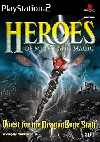 might and magic ps2