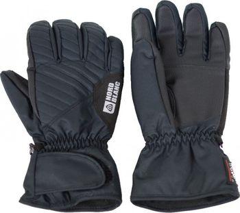 Dámské lyžařské rukavice NORDBLANC GUR NBWG3342 ČERNÁ Velikost 5 ... 1622820553