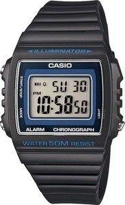 Casio W 215H-1A. Digitální hodinky ... 357710d92c