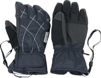 Dámské rukavice lyžařské NORDBLANC NBWG3949 ČERNOBÍLÁ Velikost 4 ... 987c830a31