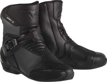 Cestovní motocyklové boty Alpinestars SMX-3 černá • Zboží.cz a35e66af4a