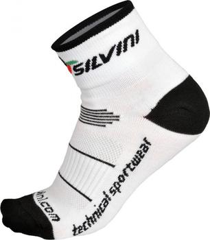 SILVINI ponožky cyklistické ORATO UA445 white od 160 Kč • Zboží.cz d4468e0c3b