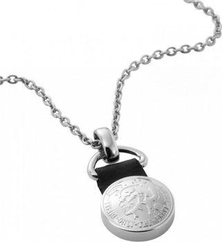 Diesel ocelový náhrdelník pro muže DX0687040 od 1 890 Kč • Zboží.cz ee9d6d42538