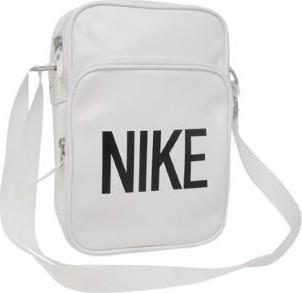 dd2a7e333f Nike Heritage Small Bag Black White