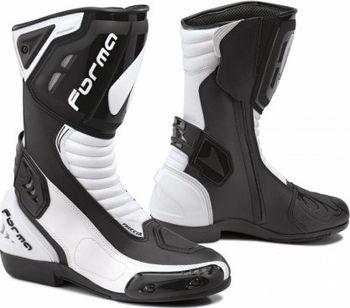Moto boty Forma Freccia černá bílá od 3 950 Kč • Zboží.cz 7c91d37fc3