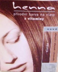 Henna přírodní barva na vlasy tizián od 65 Kč • Zboží.cz 07ad1b71a6c