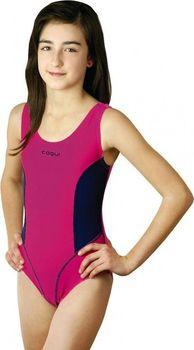 6fcc0bf6830 Dívčí plavky Coqui Růžové modré • Zboží.cz