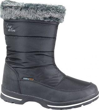 0578f49cb25 Dámské zimní boty LOAP CENTRA HSL14152 ČERNÁ Velikost 41 ( 8 ...