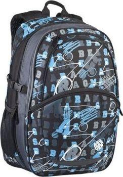 52e948f7c8 Bagmaster Školní batoh Madison 06 C 48 × 35 × 19 cm