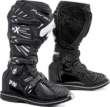 Motokrosové boty Forma Terrain TX černá od 5 360 Kč • Zboží.cz b799ea7561