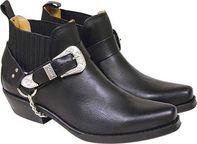 Koně Johnny Bulls (K068)-černé 12d8f2ff49