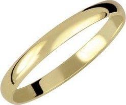 Zlaty Snubni Prsten C 339 585 1 7g Ze Zluteho Nebo Bileho Zlata