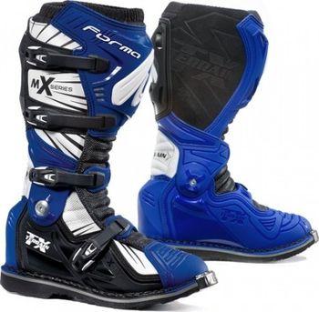 Motokrosové boty Forma Terrain TX modrá od 5 520 Kč • Zboží.cz fba9cf2760