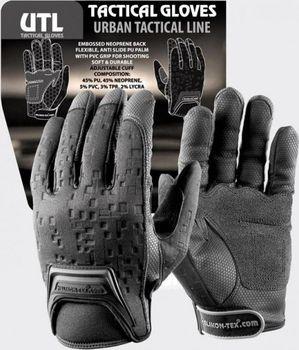 Střelecké rukavice Urban Tactical Gloves® Helikon-Tex® - černé od ... fbf5f2339d