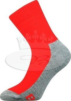Dámské spací ponožky Boma červené od 89 Kč • Zboží.cz 6d18e48644