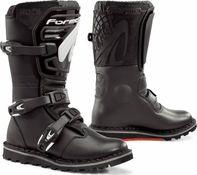 Moto boty FORMA ROCK dětské-černé 2070a300d7