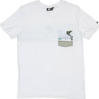 e6a1c64defc0 Rip Curl Empty Line Tee Optical White M