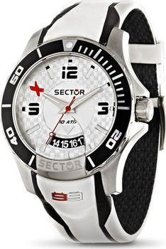 42614d1fd Sportovní pánské hodinky SECTOR NO LIMITS R3251577001. Jsou vyrobeny z  nerezové oceli, luneta je vyrobena z hliníku, sklo je minerální.