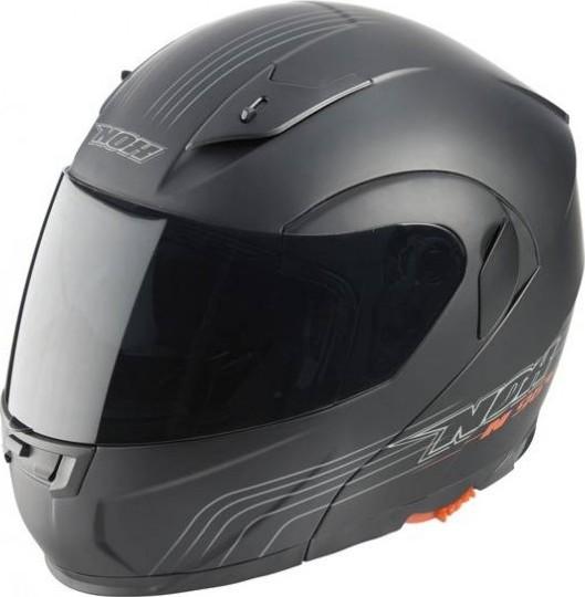 Moto přilba NOX N964 LINES - černá matná od 2 600 Kč • Zboží.cz 437bfc2ecb