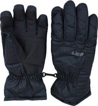 59386a273d5 Zimní dětské rukavice LOAP VINCENT JR 1211 ČERNÁ Velikost 12 • Zboží.cz
