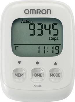 2290080e2 OMRON HJ-325-EW Walking Style IV krokoměr -bílý od 799 Kč | Zboží.cz