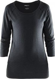 Dámské tričko Craft Seamless Touch černá M L a7dd337bf7
