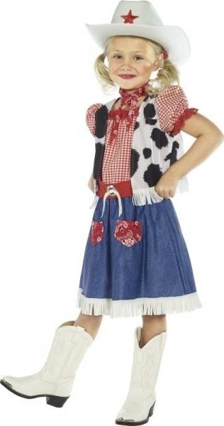 ba09aaba28 Dětský kostým - Kovbojka od 384 Kč