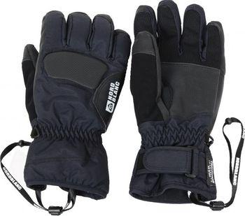 Lyžařské rukavice UNISEX NORDBLANC NBWG3945 ČERNÁ Velikost 9 • Zboží.cz ca85d39d32