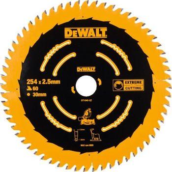 DeWALT pilový kotouč Extreme ATB 7° 254-30-60 • Zboží.cz c4c907952d