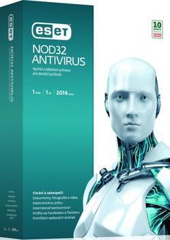 ESET NOD32 Antivirus 1 PC 1 rok