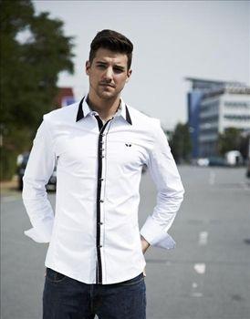 CARISMA košile pánská 8020 dlouhý rukáv slim fit bílá od 550 Kč ... b279ce2064