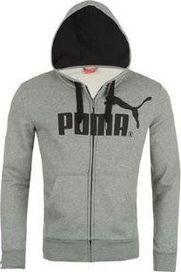 pánská mikina Puma Logo pánská mikina fc289758f1