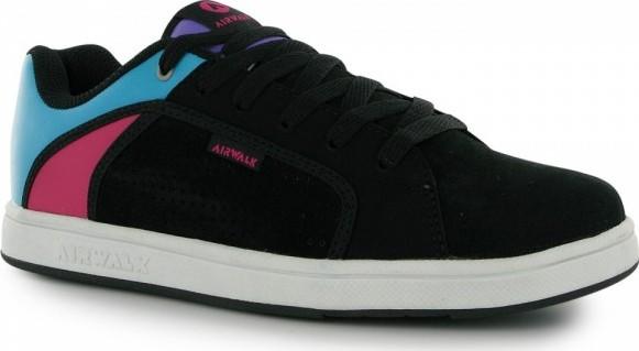 Airwalk G6 dámské skate boty Shoes, černé | Zboží.cz