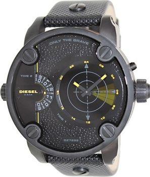 a2c9ca11854 Moderní pánské hodinky DIESEL DZ7292 poznáte na první pohled podle jejich  originálně zpracovaného ciferníku