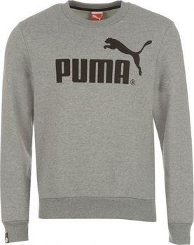 Puma Logo pánská mikina 154f23cd7f5