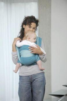 šátek na nošení dětí Carragreen 510 od 1 533 Kč • Zboží.cz bb39a2921d