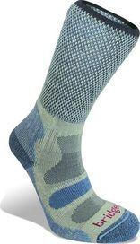 612063da8f4 dámské ponožky Bridgedale CoolFusion Light Hiker Women´s Smoky Blue L